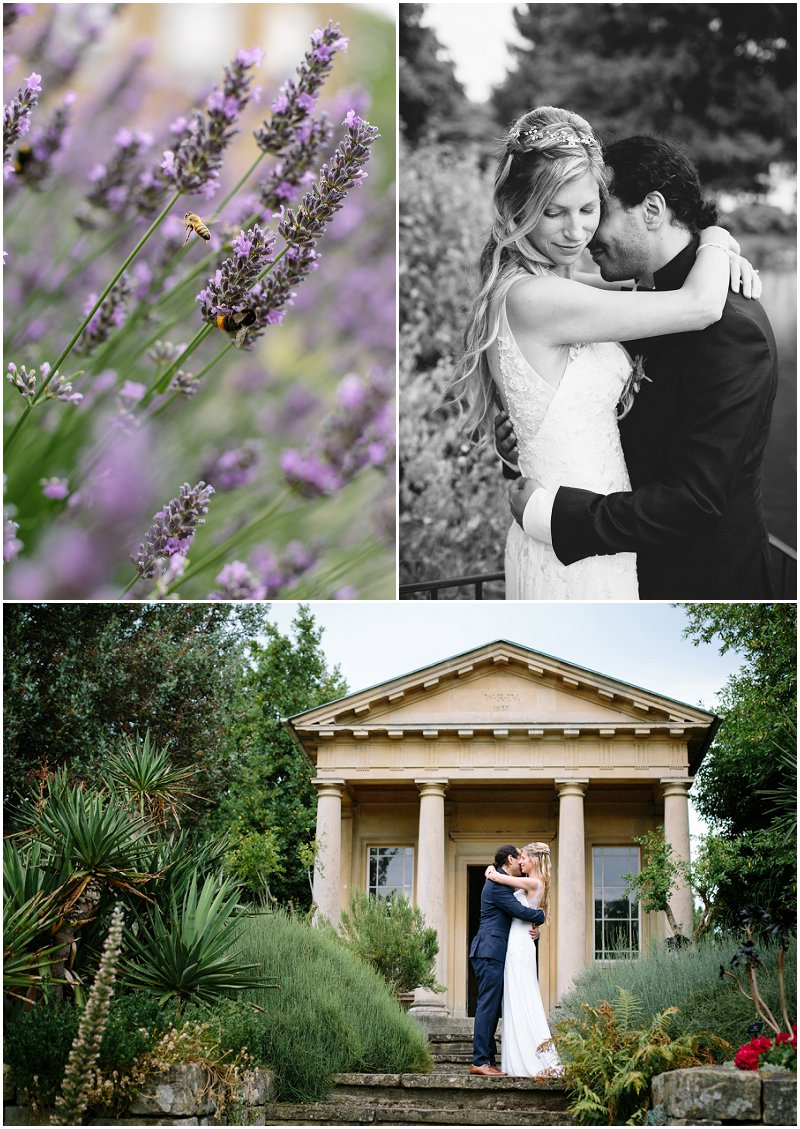 Wedding Photographer London Kew Gardens Session