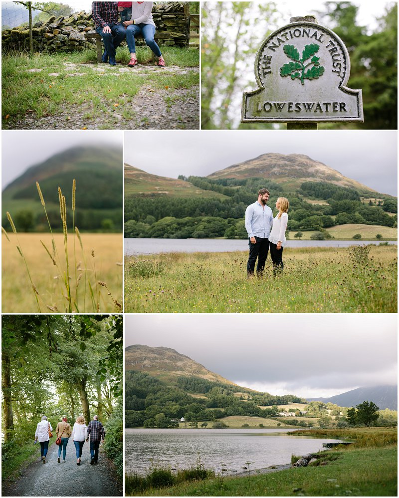 Loweswater Cumbria Lifestyle Session