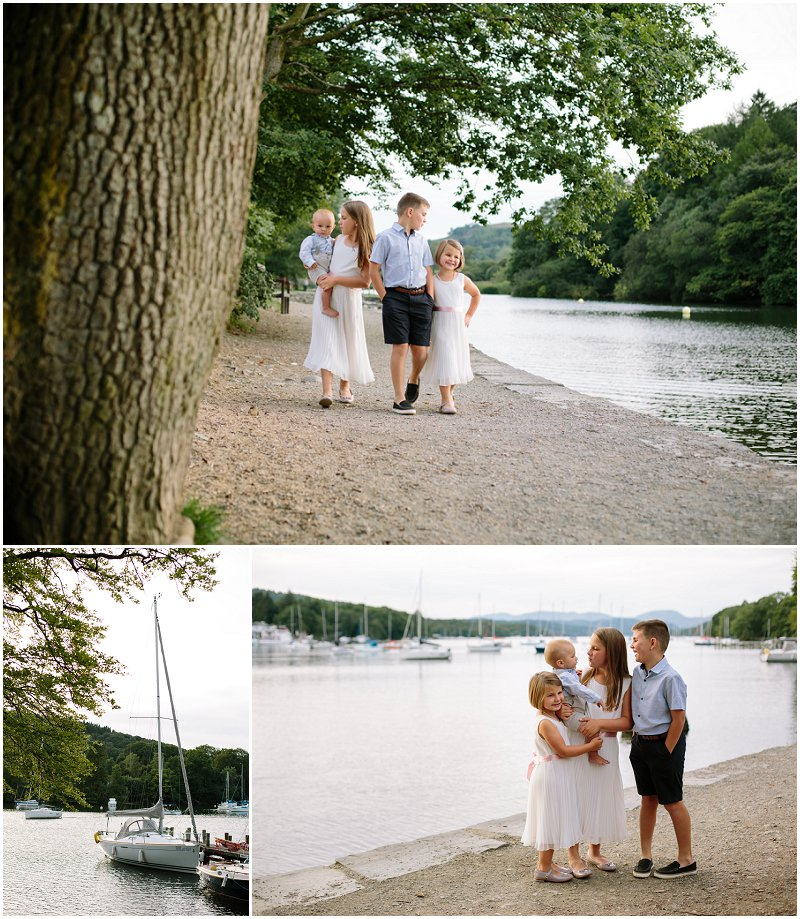 Family Photography Windermere Cumbria