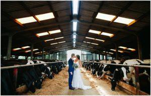 Award Winning Wedding Photographer Bashall Barn
