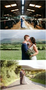 Wedding Bashall Barn Wedding