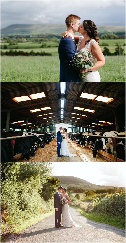 Bashall Barn Wedding Clitheroe Photographer