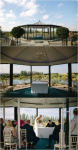 Pavilion Kings Croft Hotel Wedding