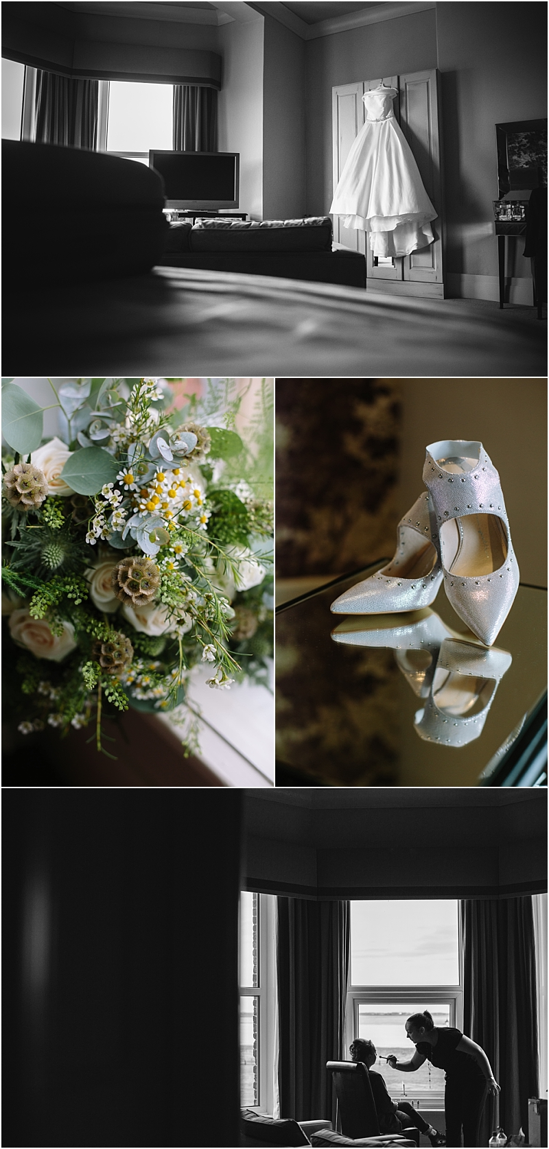 Wedding photographer Clifton Arms Lytham