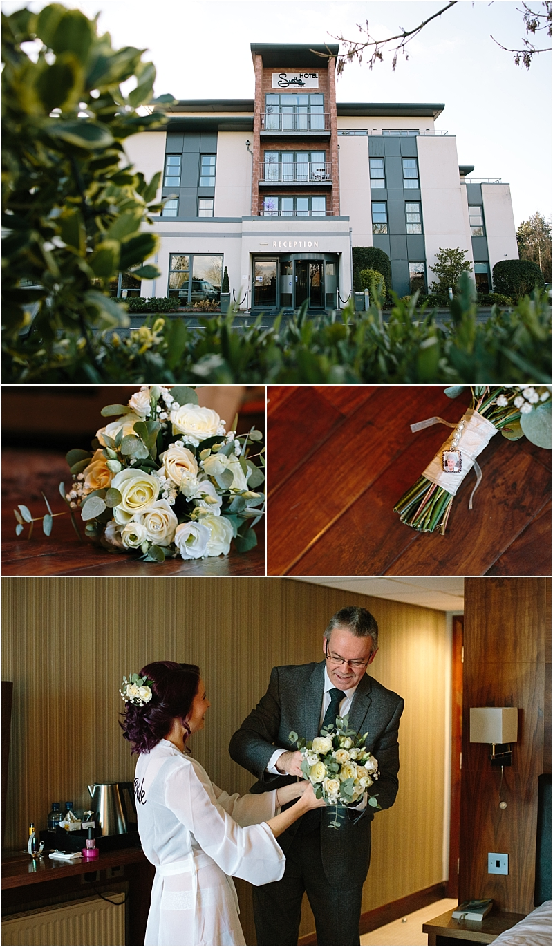 Gretna Green Smiths Hotel Wedding