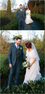 Wedding Photographer First Look Gretna Green
