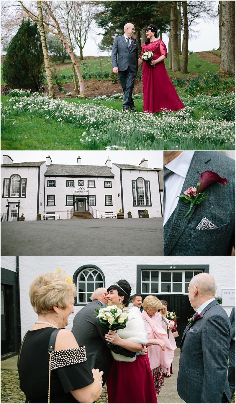 Gretna Hall wedding Scotland