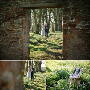Woodland photography Gretna