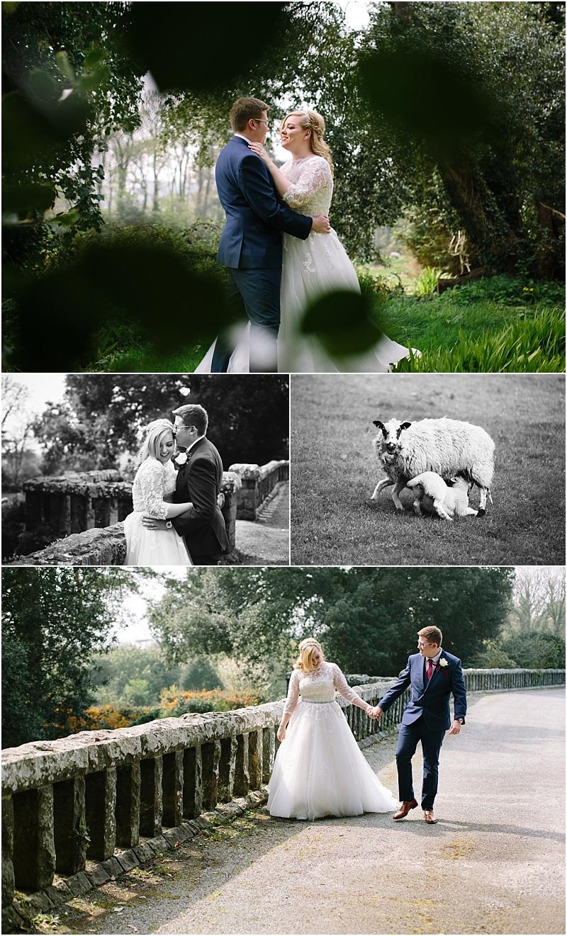 Bron Eifion Wedding Wales Photography