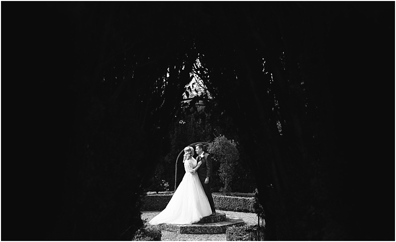 Beautiful wedding photography Wales
