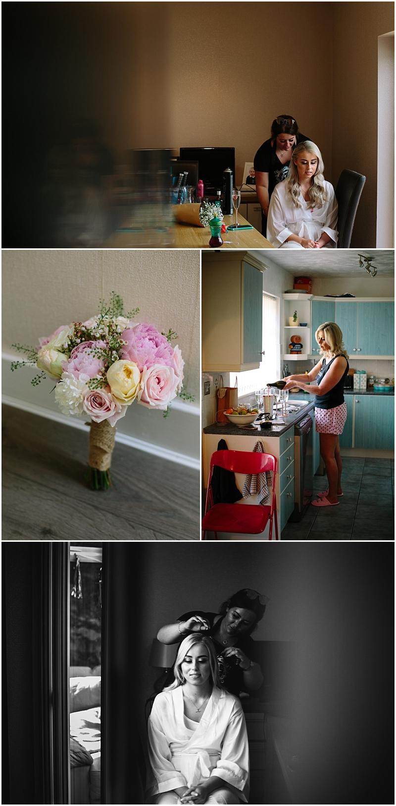 Bridal Prep photos Liverpool