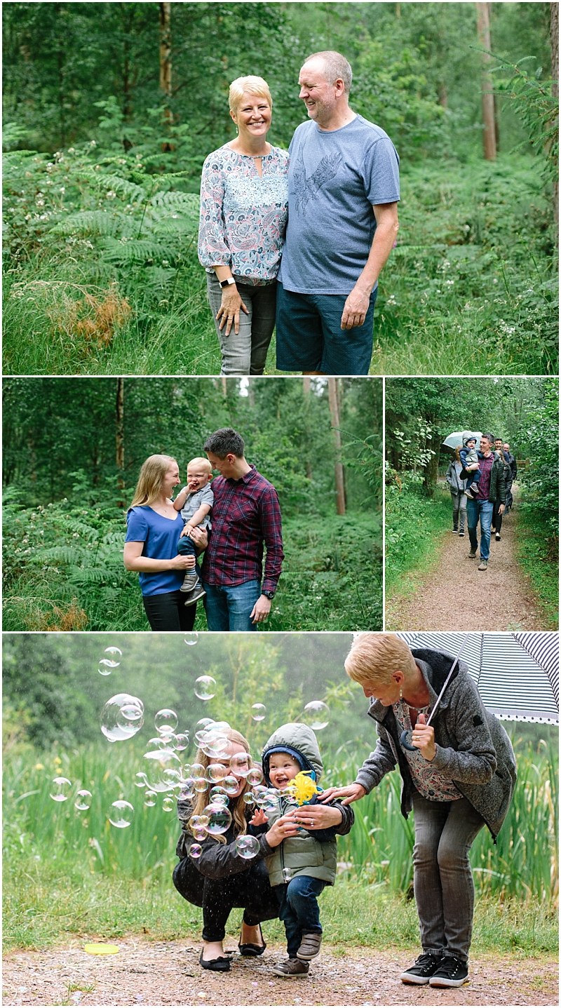beautiful family photo shoot Whinfell