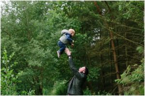 Family Photographer Whinfell Forest Center Parcs