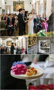 Wedding ceremony Hipping Hall