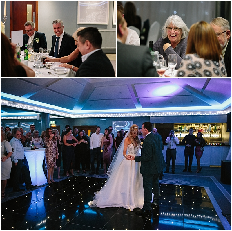 Wedding reception Formby