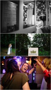 Bartle Hall wedding reception party